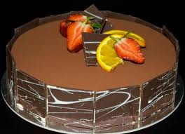 Eggless cake 1 kg chocolate mousse