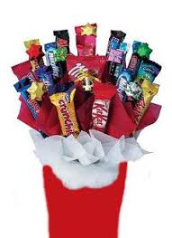 15 chocolates in a bouquet